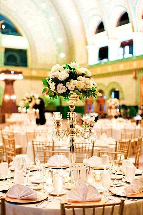 Wedding centerpieces - Look at the portfolios of past work before hiring a makeu...,  Wedding cente