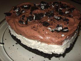 Kjøkkenglede: Oreo-kake