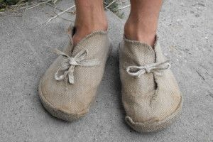Image result for shoes made from rope