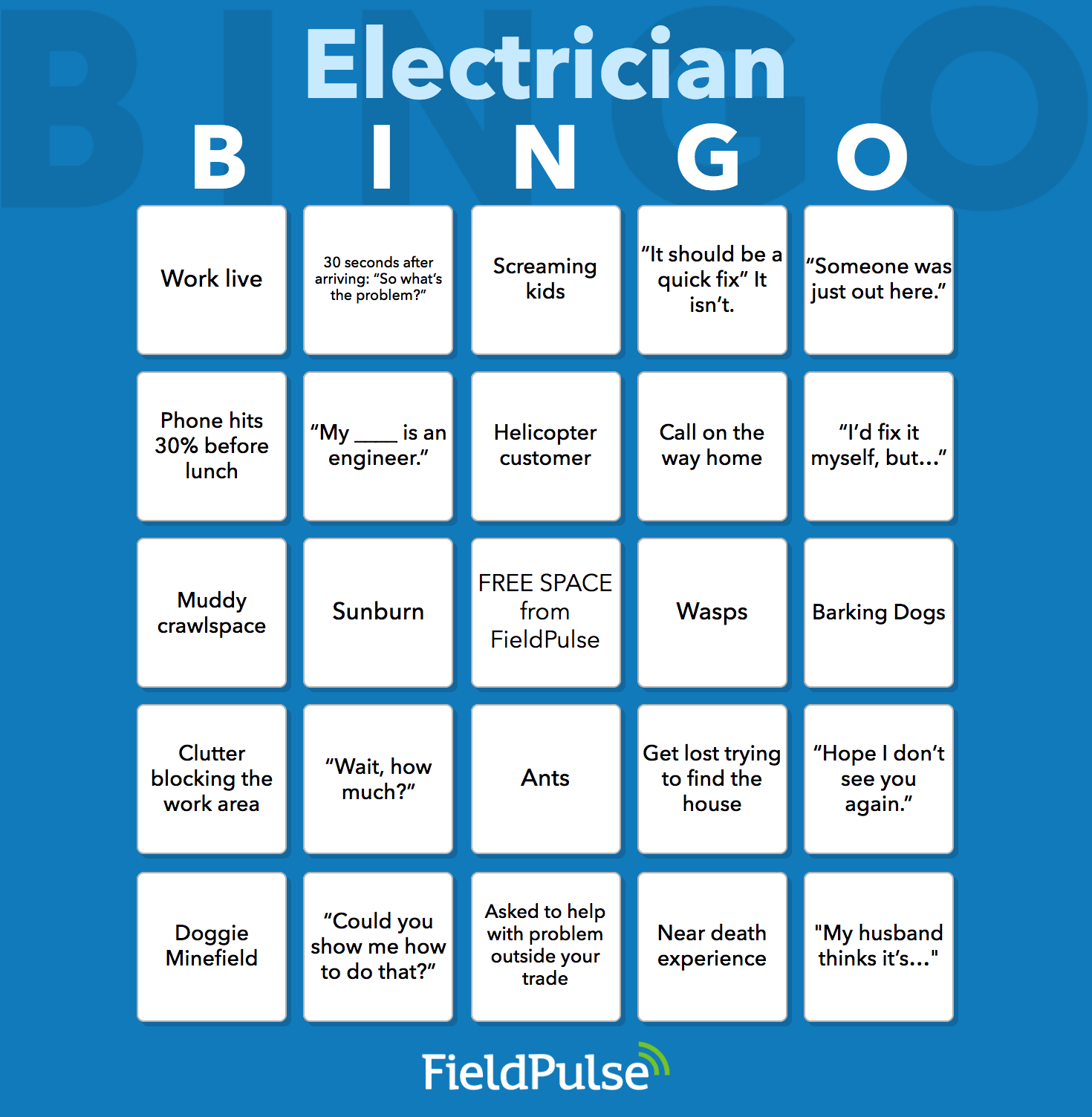 1 Submit Bingo Spaces 2 Customize Your Card 3 Download Your