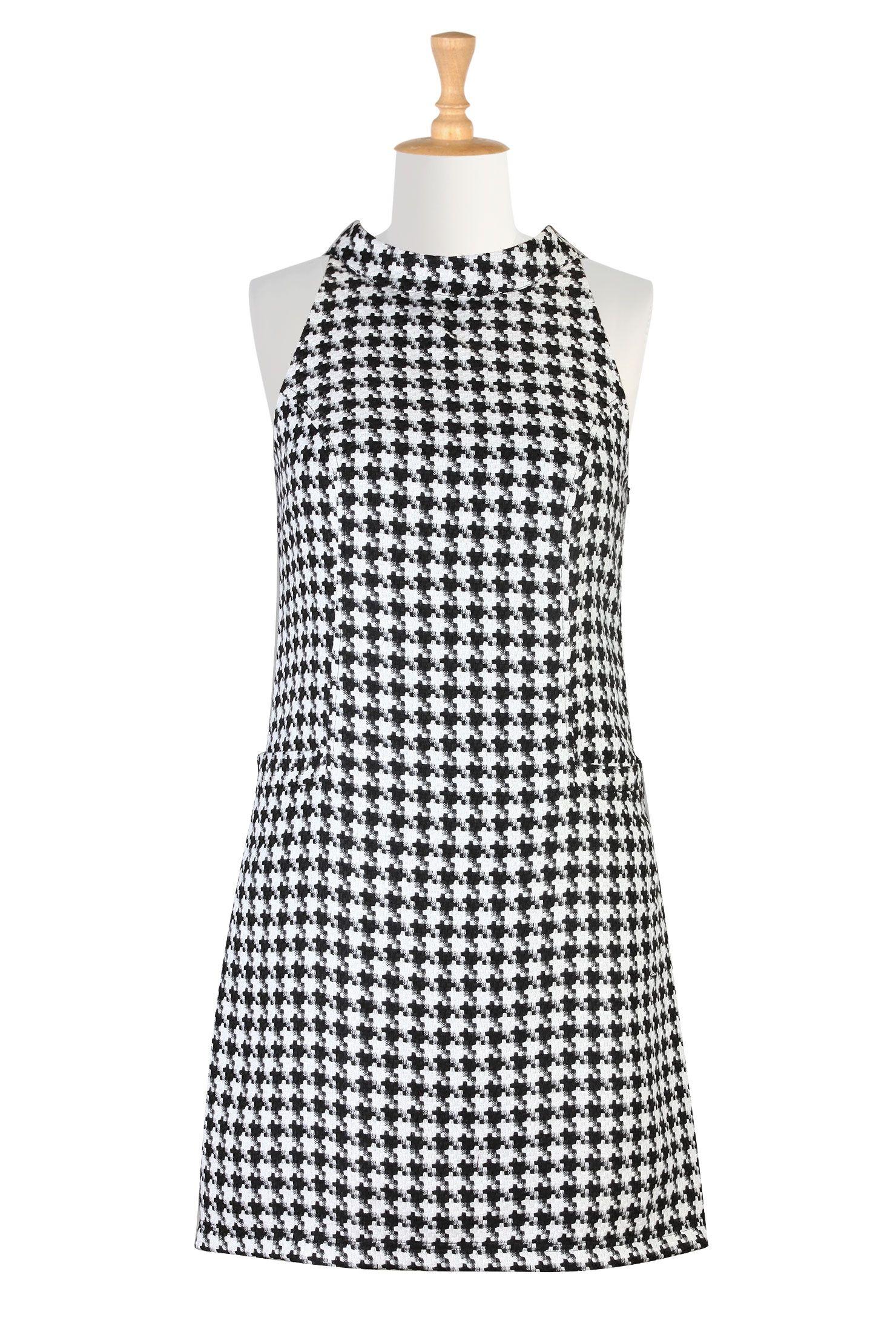 60s Plus Size Retro Dresses Clothing Costumes 1960s Style