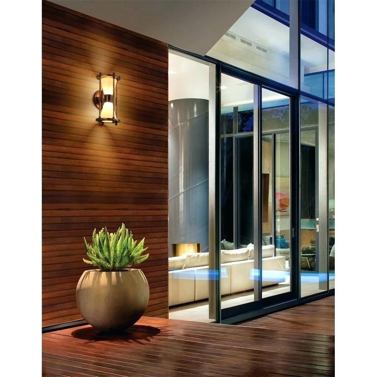 Fancy Mid Century Exterior Lighting Modern Outdoor Fixtures Pendant Strip Wall Lights Houses Walls Mount Large Sconce