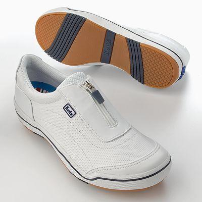 ked sneakers white hton keds hton zipper shoes