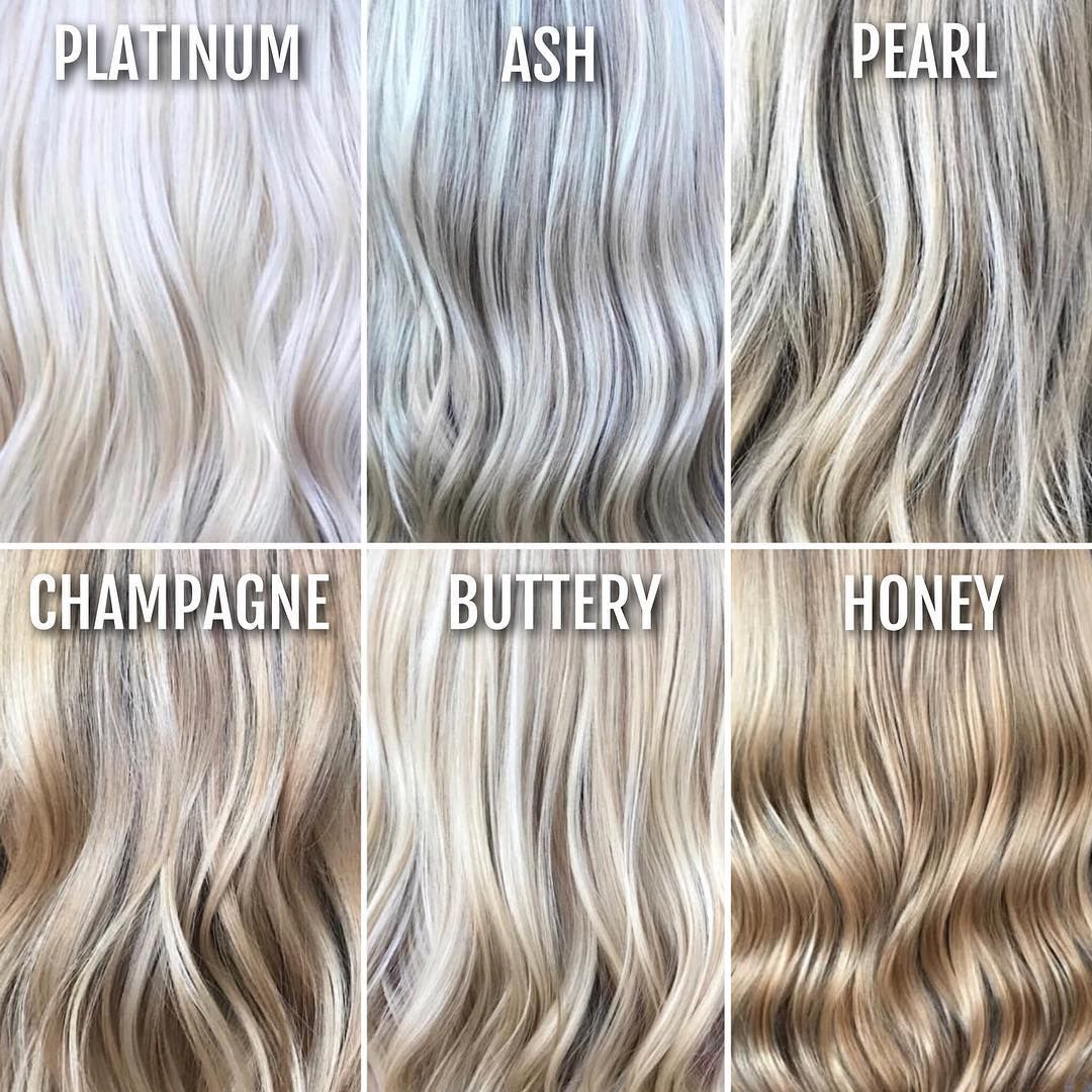 Samantha Harman Hair Edu On Instagram Comment Your Favorite All Of These Shades Can Be Maintained Hair Color Auburn Blonde Hair Shades Change Hair