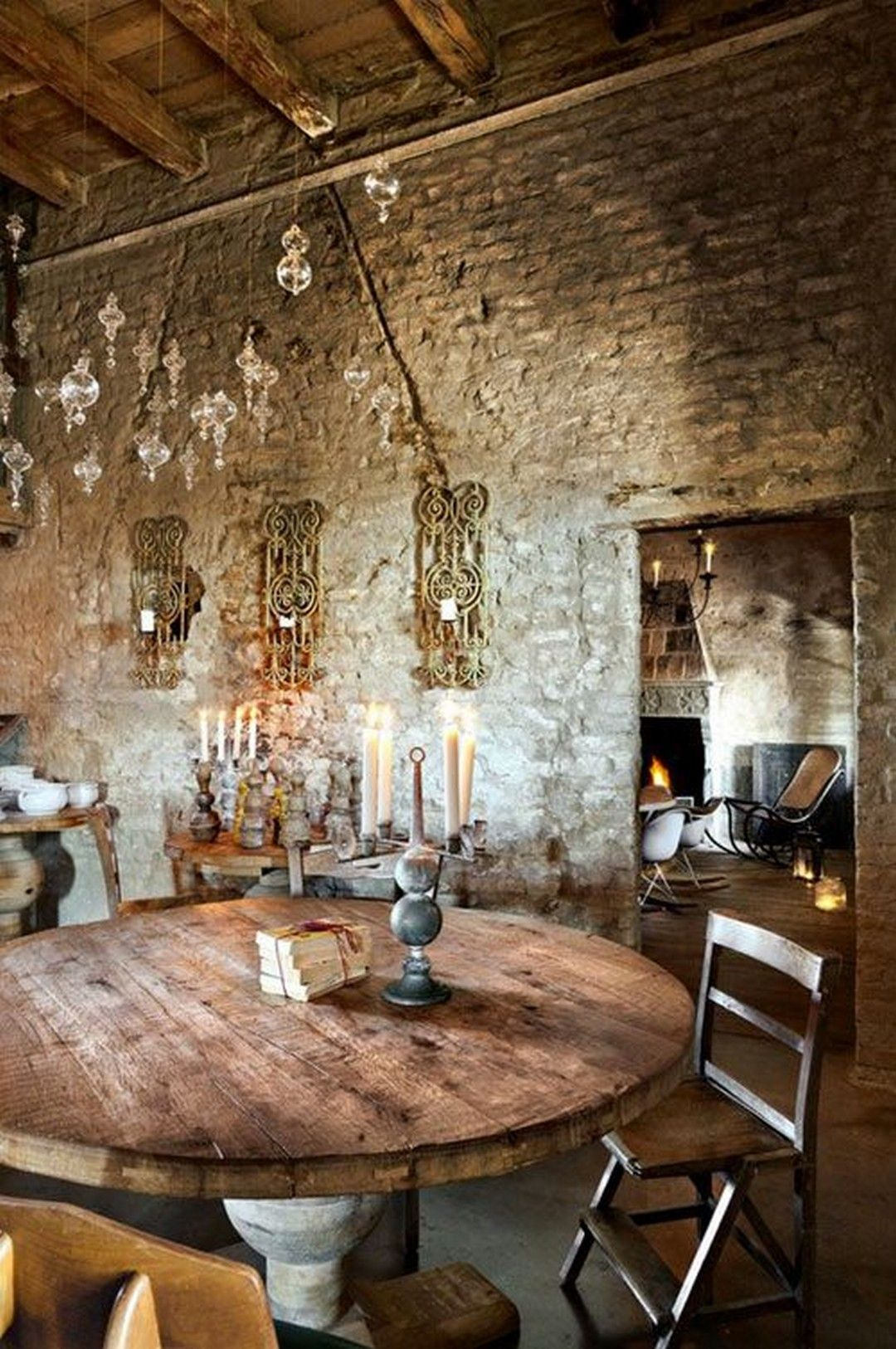 40 Gorgeous Rustic Italian Home Style Inspirations Italian Home