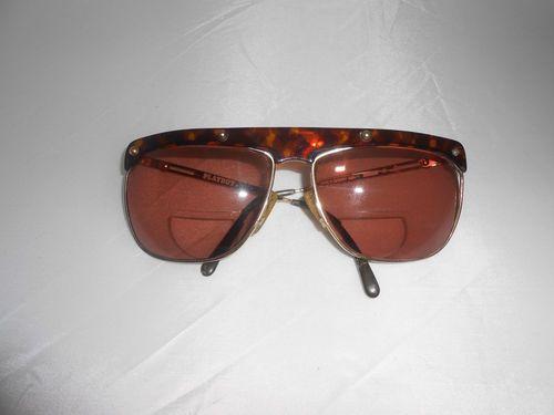 7f8a6f8b58 Playboy Rare Model 4675 41 Sunglasses Frames Tortoise Shell Germany Mid  1980 s