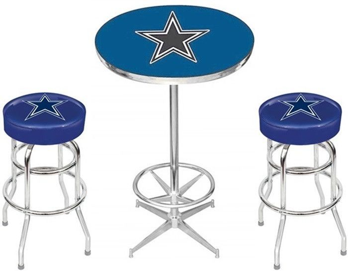 Use this exclusive coupon code pinfive to receive an additional 5 start tab description the oakland raiders nfl pub table set includes the oakland raiders pub table and two oakland raiders bar stools watchthetrailerfo