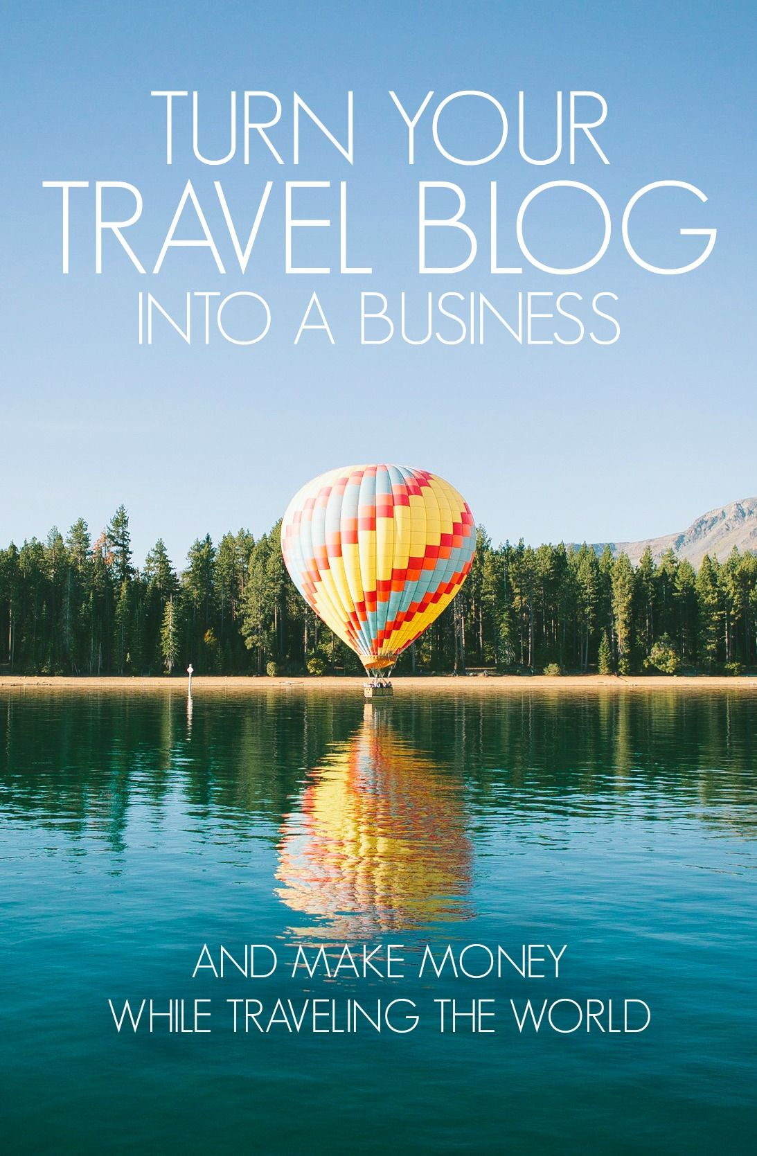 join the travel blog success community and learn how to make money