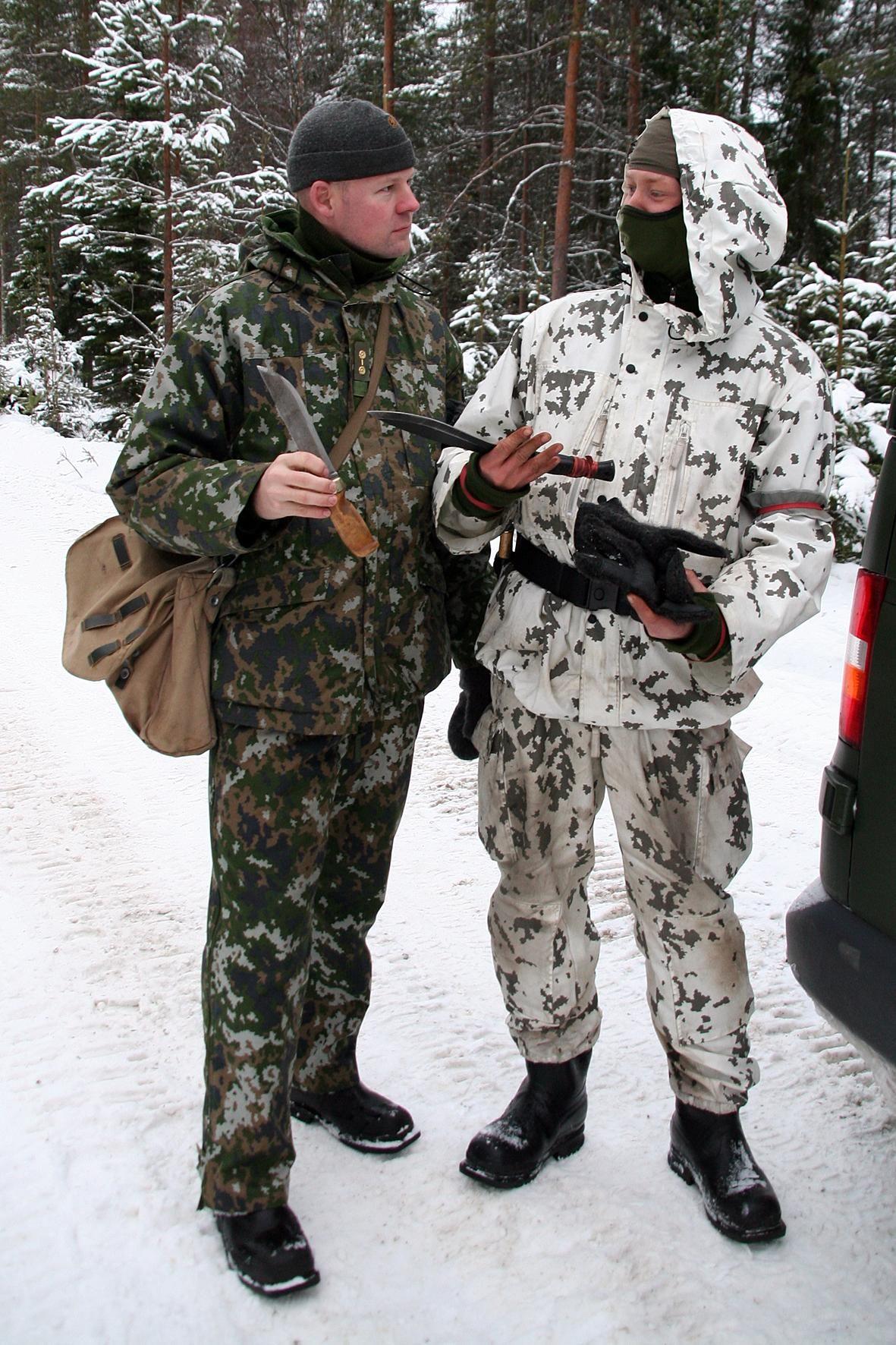 Finnish winter camo | military | Army camouflage, Camo ...