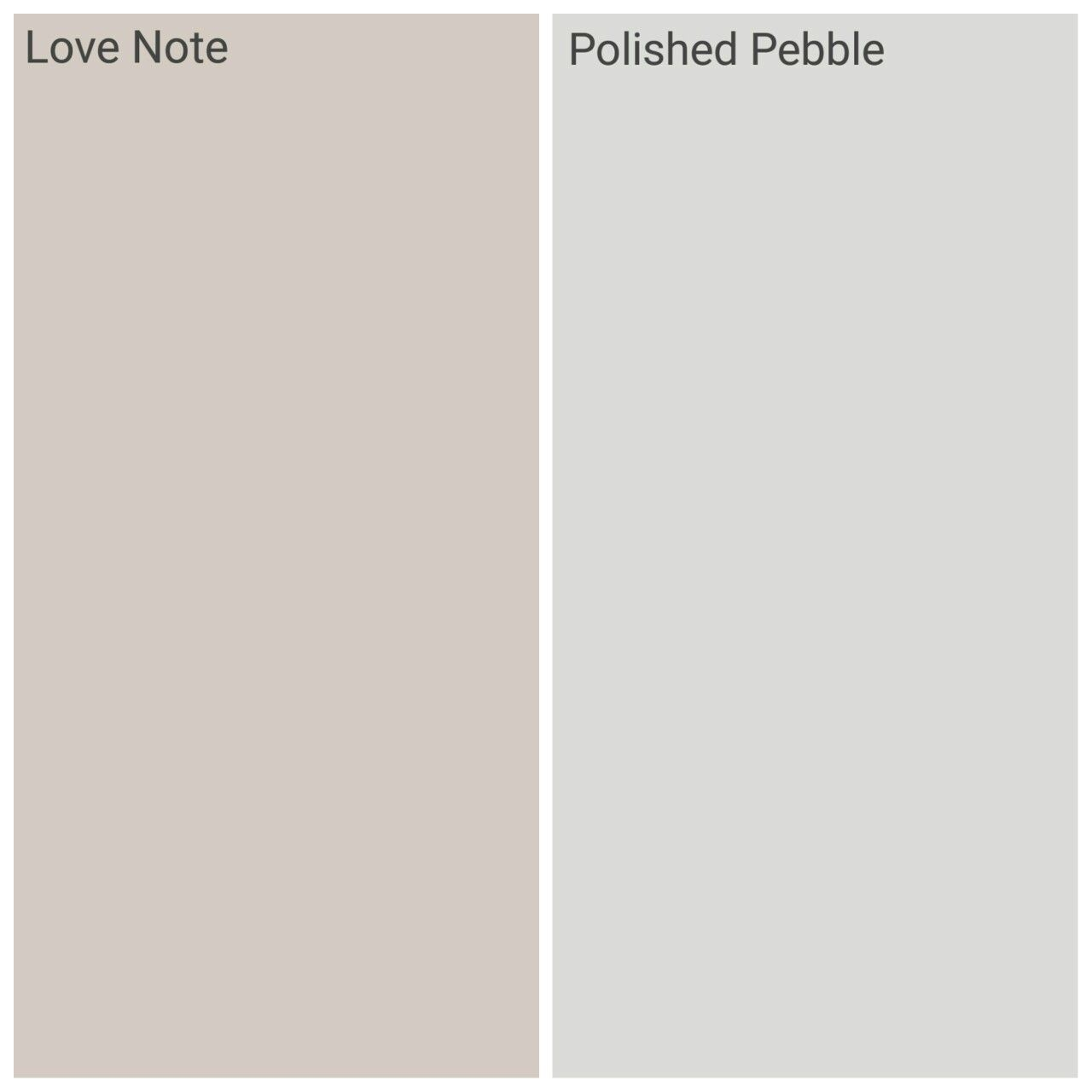 Dulux Love Note And Polished Pebble Hallways And Stairs Hallway Colours Hallway Paint Room Paint Colors