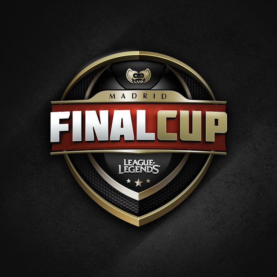 Final Cup LVP Shield Logo by lKaos Desain