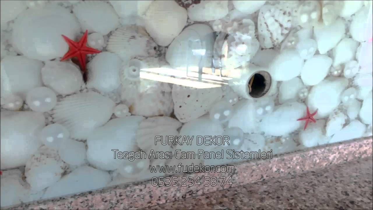 Mutfak tezgah arası resimli 3d cam paneller - Modeller - Üretim ...