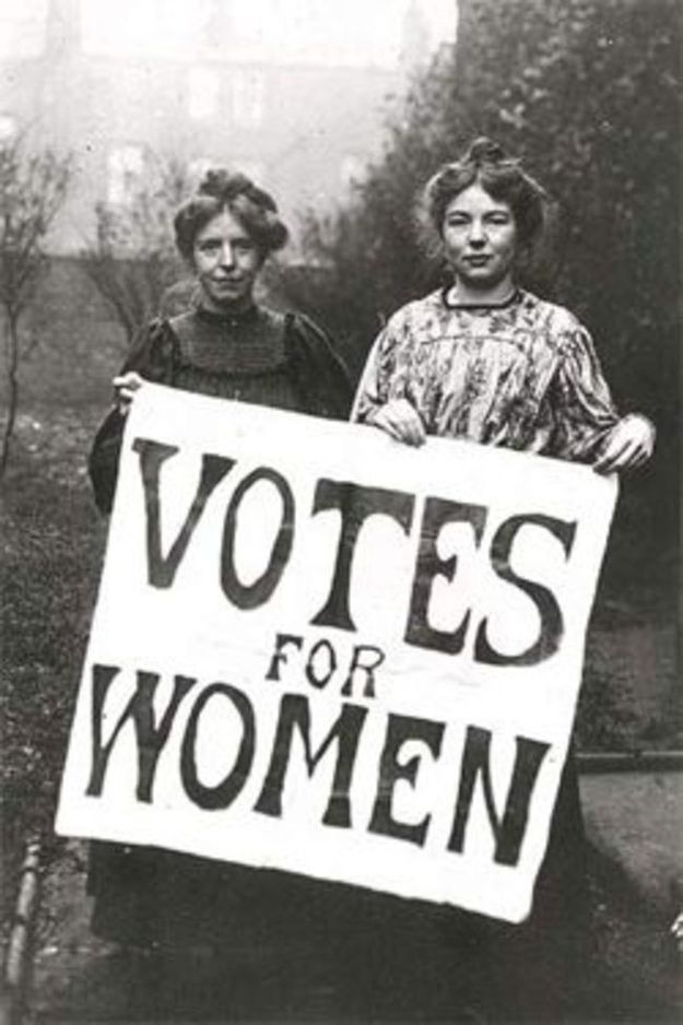 Australia was the first nation to give women both voting rights and the right to sit in office.