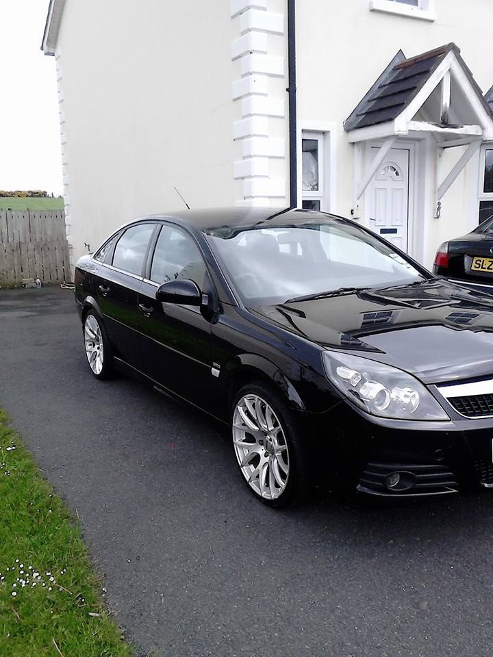2006 Vauxhall Vectra 1 9 Sri Cdti 150 Bhp 6 Speed 107k 2 Owners From New 19 Bostons With New Tyres New Brake Pad Damaged Cars For Sale Vauxhall New Tyres