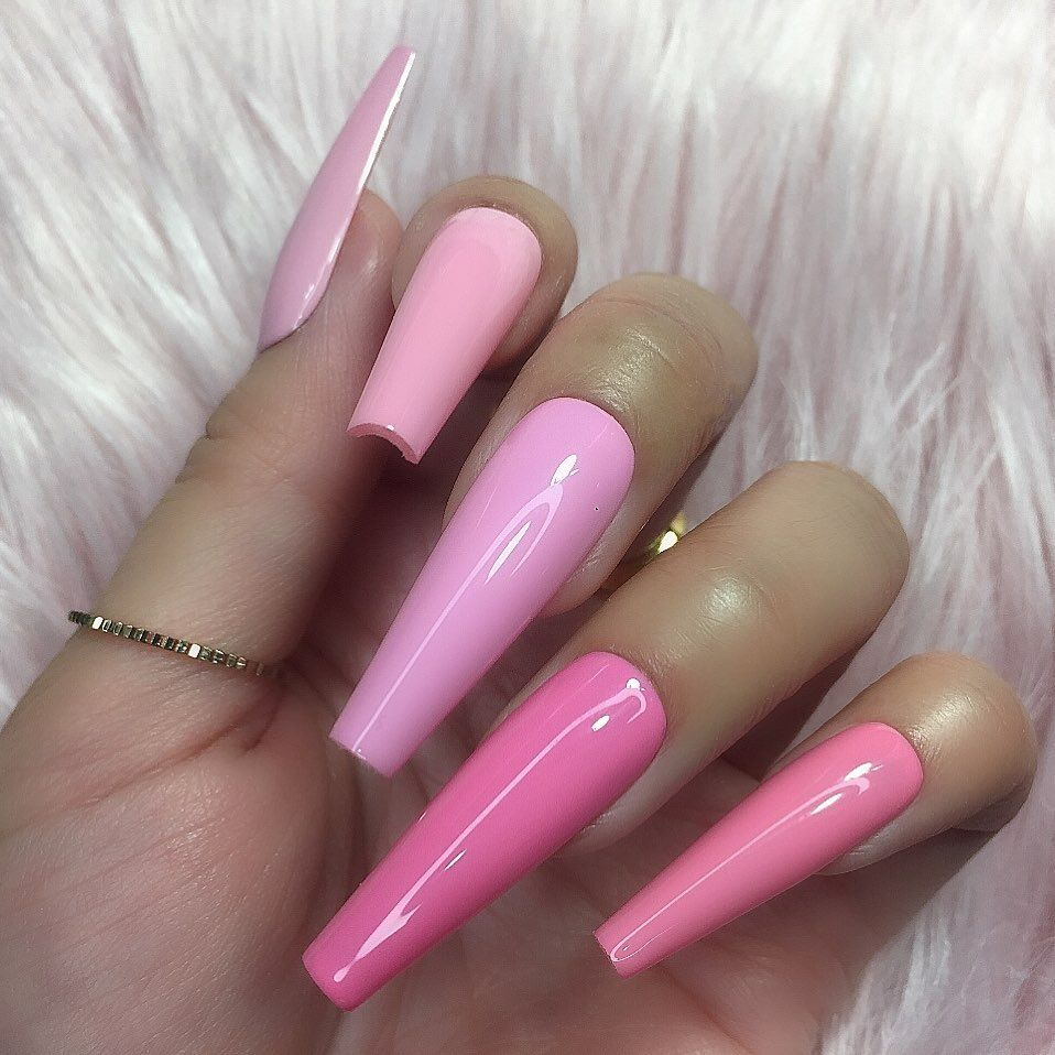 Pop Off Nails Press Ons On Instagram Prefer Just These Colours Available Now As Bubble Yum Select From Various In 2020 Nails How To Do Nails Bubble Yum
