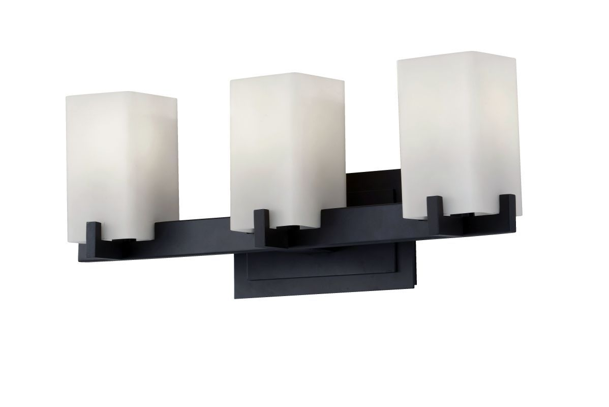 Westinghouse Iron Hill 3 Light Oil Rubbed Bronze Wall Fixture 6343400 The Home Depot Farmhouse Vanity Lights Farmhouse Bathroom Light Bathroom Light Fixtures