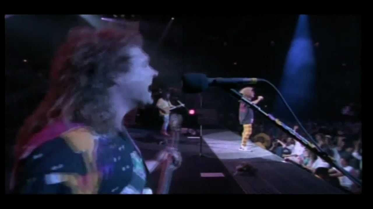 Van Halen When It S Love Live Van Halen When It S Love Rock Videos