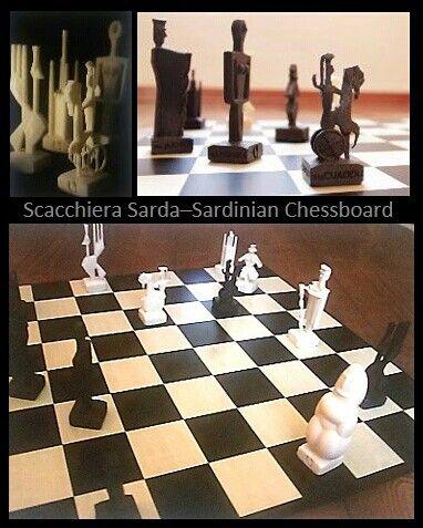 Scacchiera Sarda Sardinian Chessboard  I fondamenti della tradizione Sarda diventano i protagonisti  della Scacchiera Sarda   #passutorrau #scacchiera #sardegna #deamadre #sarduspater #paoni #nuraghe #homine #fèmina #cuaddu #chessboard #sardinian #tradizione