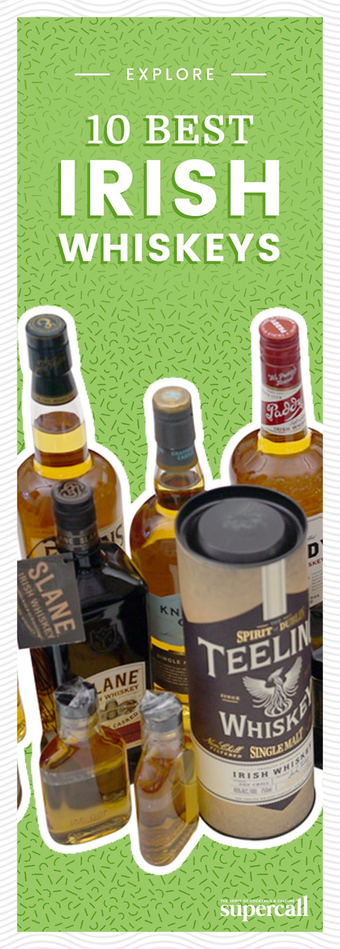 10 Best Irish Whiskeys You Need to Try ASAP