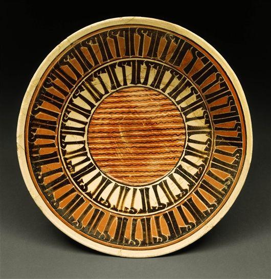 древний египет узор тарелка картинки жить