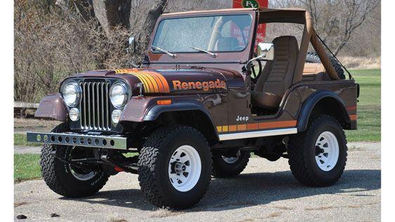 1980 jeep cj5 wrangler renegade jeep garage pinterest jeeps rh pinterest com