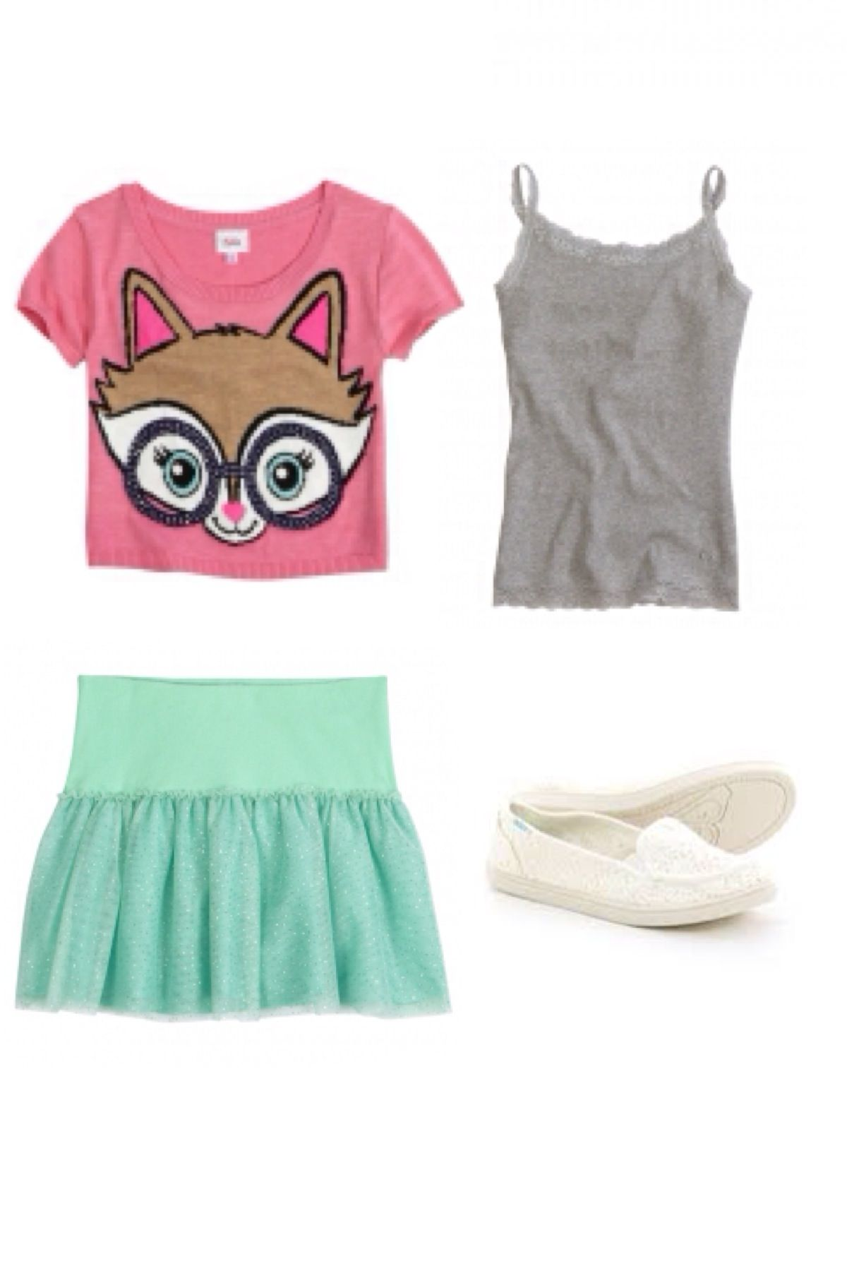 Middle School And Elementary School Back To School Outfits  Back