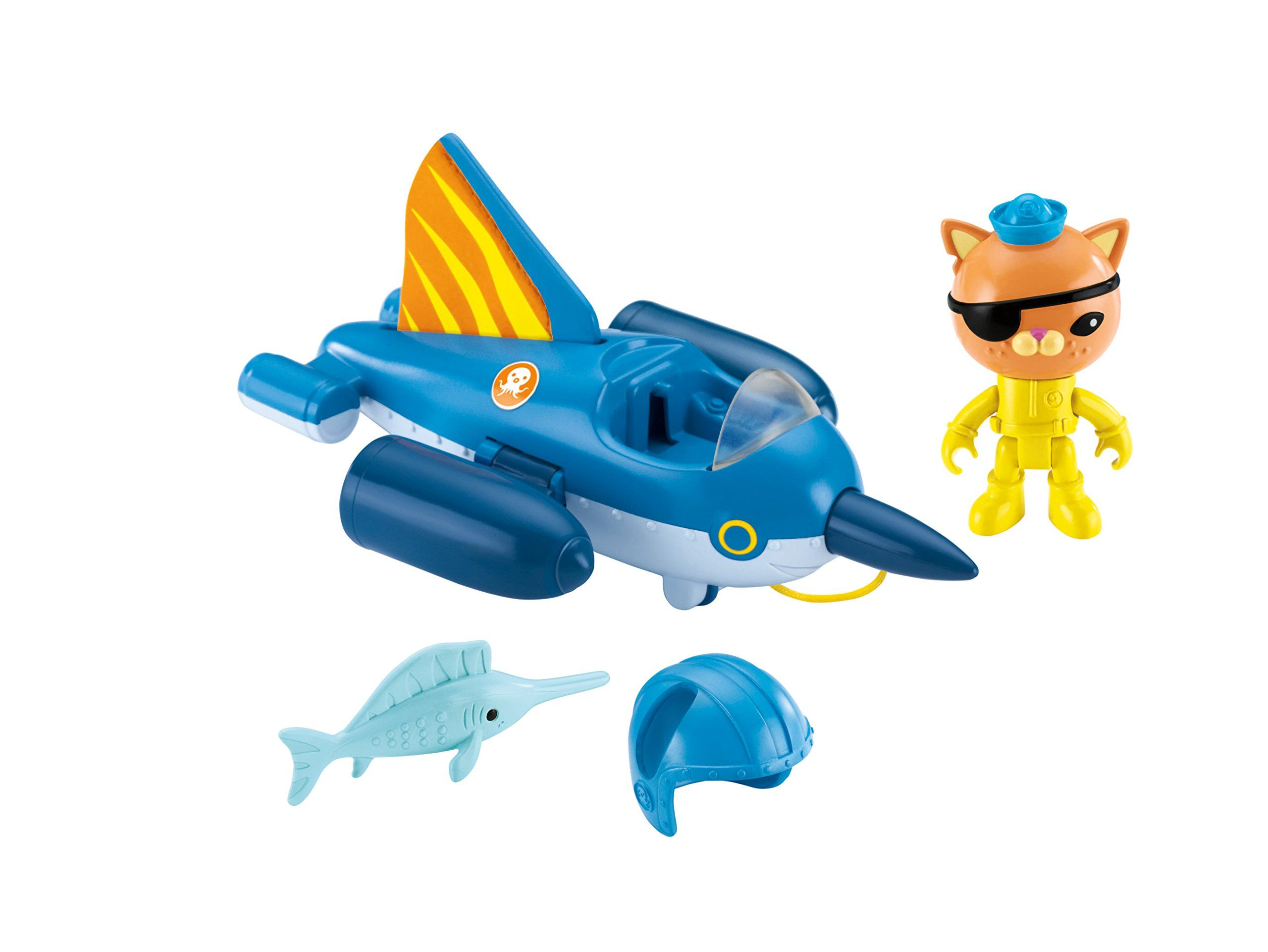 Fisher Price Octonauts Gup R And Kwazii Octonauts Baby Activity