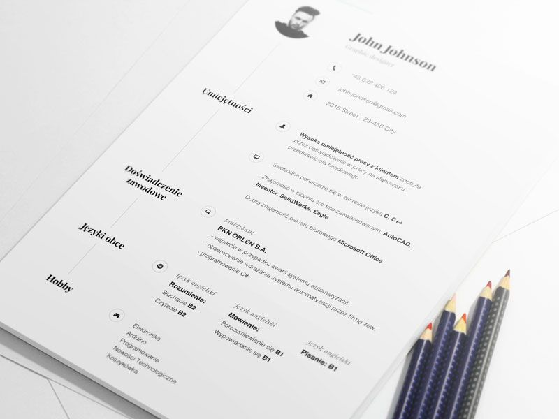 The Essential Elements of Creative Resume Design Fonts and Cv - font for resumes
