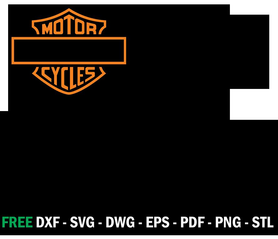 Harley Davidson Logo Stencil Vector Freepatternsarea Harley Davidson Logo Harley Davidson Harley Davidson Signs