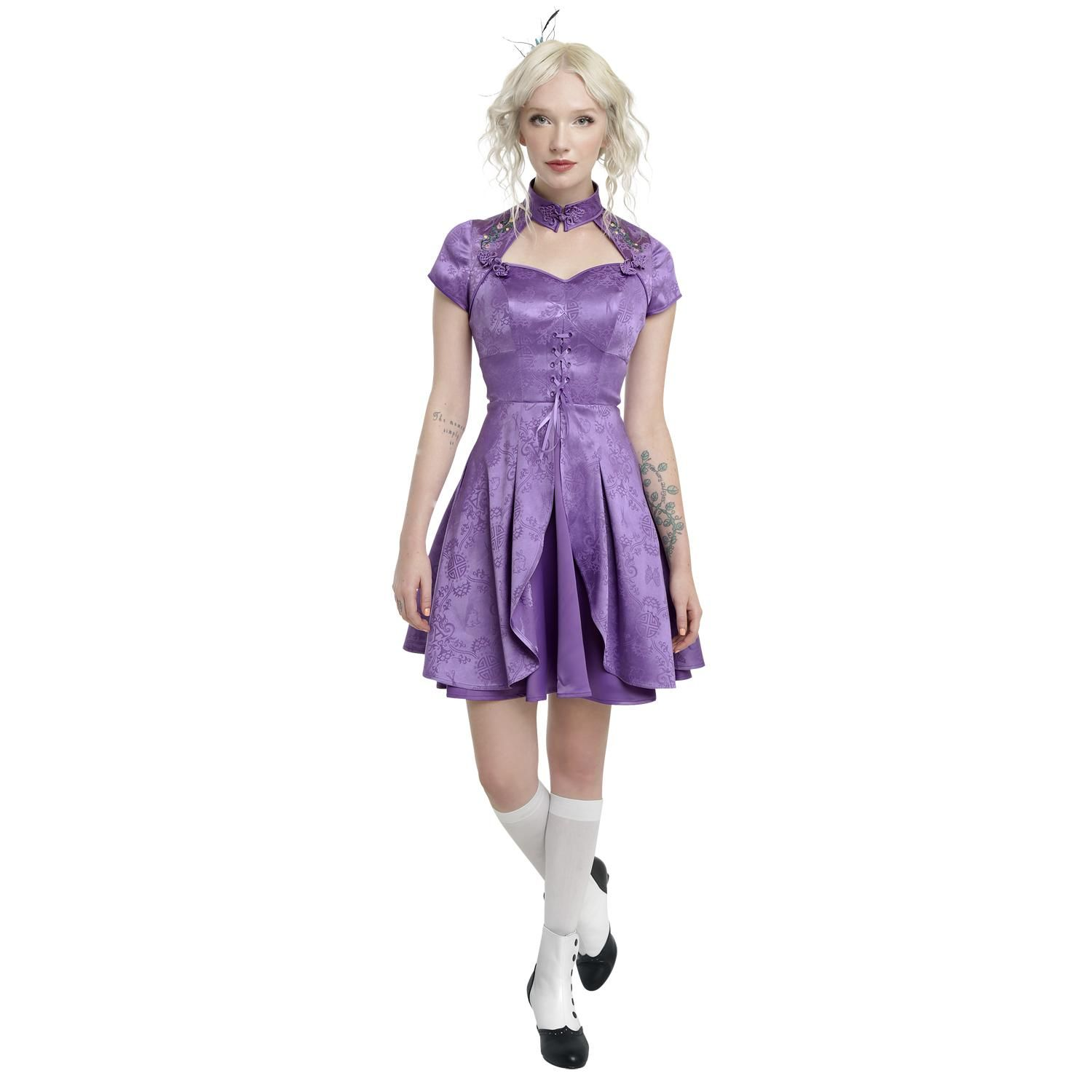 Alice im Wunderland Mittellanges Kleid »Through The Looking Glass ...
