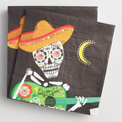 Day of the Dead Themed Collection by World Market 2016