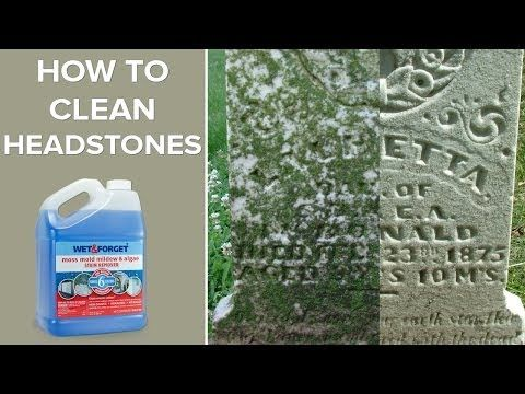 Have You Visited A Loved One S Headstone And Found That It Needs To Be Cleaned Here We Ll Cover How To How To Clean Headstones Headstones How To Clean Granite