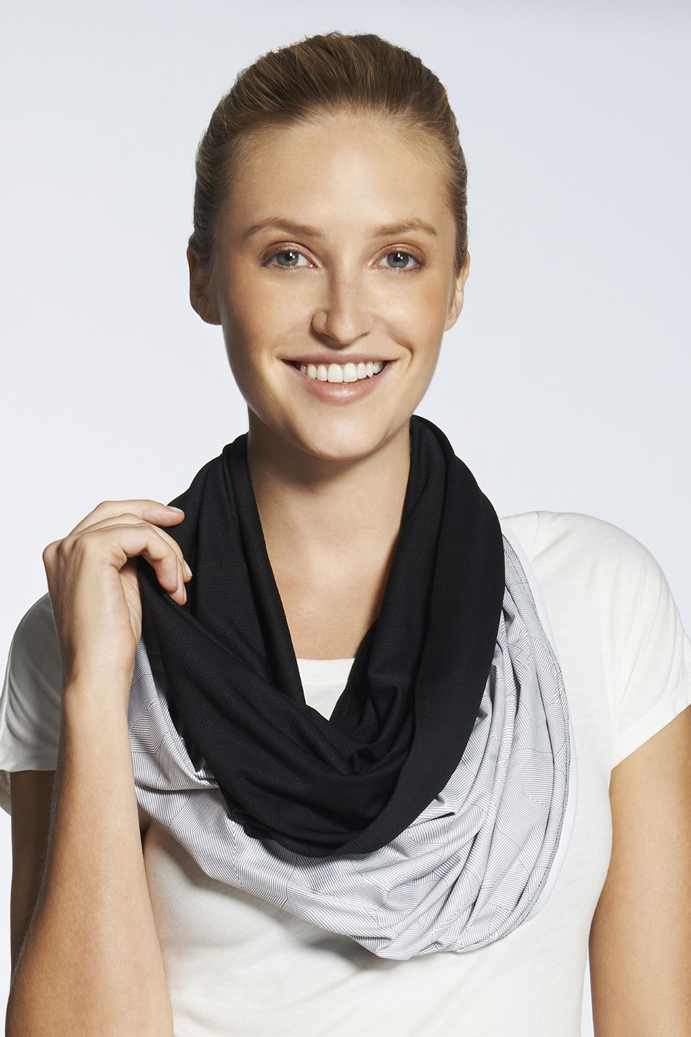 Workout Scarf from Kate Hudson s Line  8222d5da1c0d