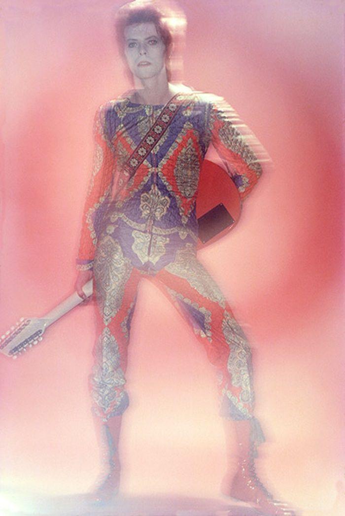 David Bowie by Duffy: David Bowie