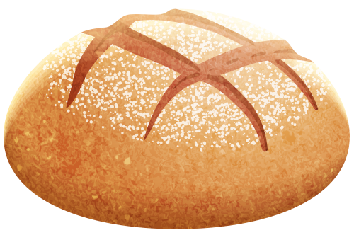 Watercolor Bread Clipart Png Watercolor Bakery Png Bread Etsy Food Illustrations Bakery Clip Art