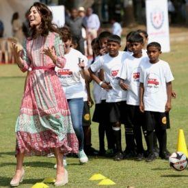 Indijska modna turneja Kejt Midlton