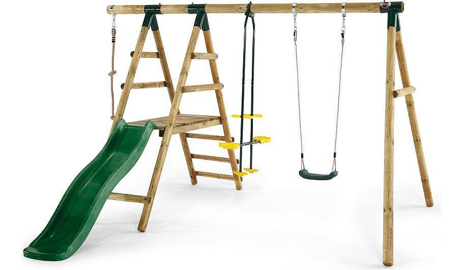 Plum Meerkat Wooden Play Centre | Kids | George at ASDA | Garden ...