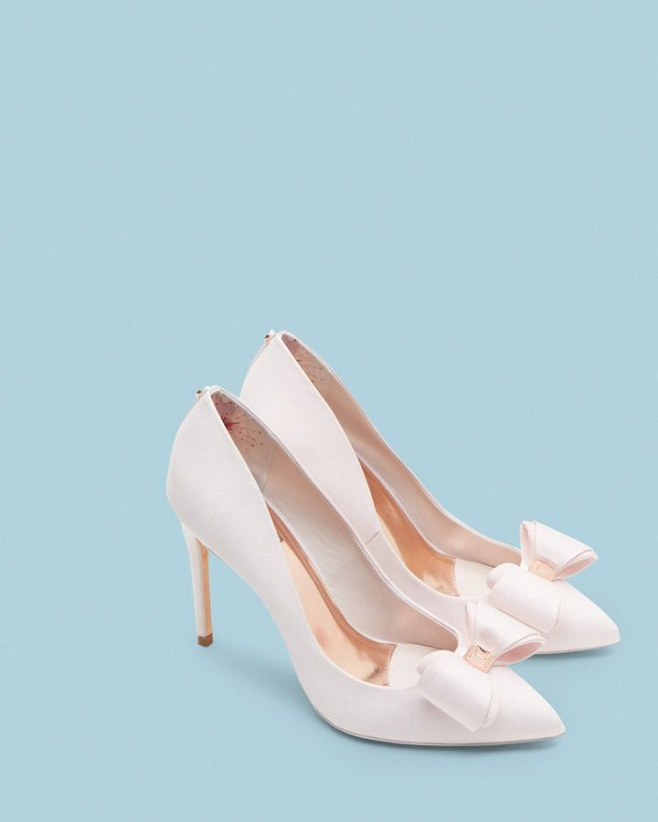 00ed899aab8c 14 Pretty Wedding Shoes You ll Never Want to Take Off
