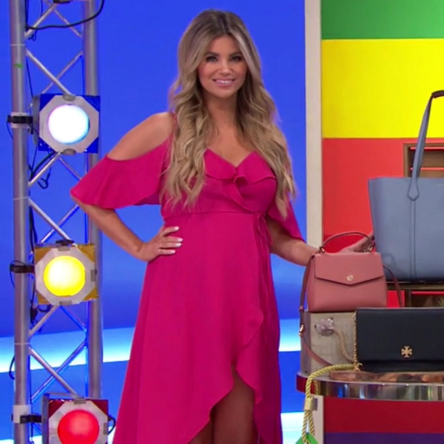 Amber Lancaster From The Price Is Right pin on amber lancaster - season 47 of the price is right