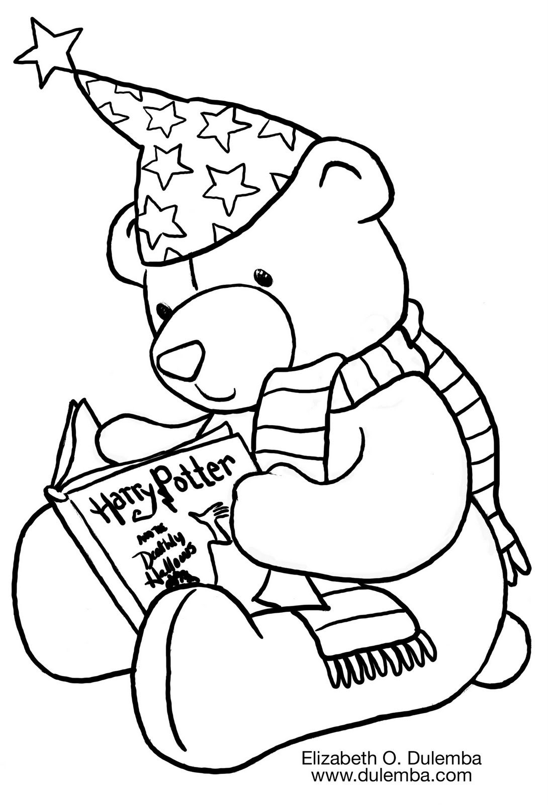 Free coloring pages teddy bears - Find This Pin And More On Pictures Teddy Bear Birthday Coloring Pages