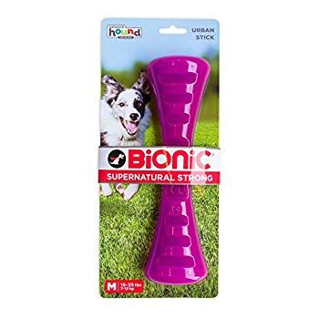 Bionic Urban Stick Durable Tough Fetch And Chew Toy For Dogs