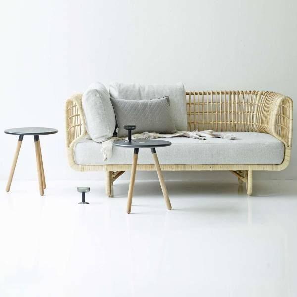 Nest Sofa By Cane Line | Its Thyme | Outdoor Furniture | Pinterest | Nest,  Outdoor Gardens And Minimalist
