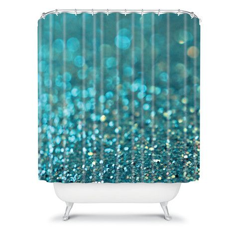 Lisa Argyropoulos Aquios Shower Curtain $89.00