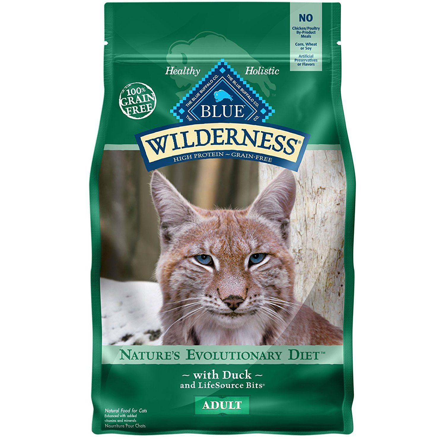 Blue buffalo wilderness chicken dry cat food check out