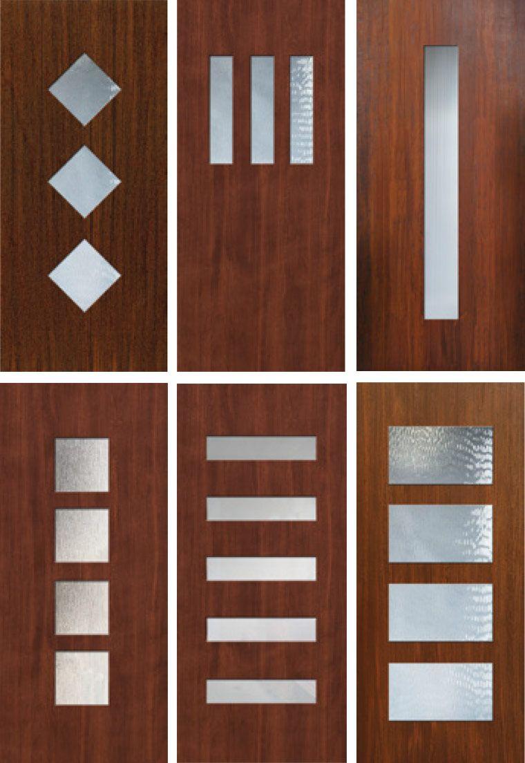 Modern wooden front doors - Doors Galore 8 Places To Find Midcentury Modern Entry Doors Diy Tips