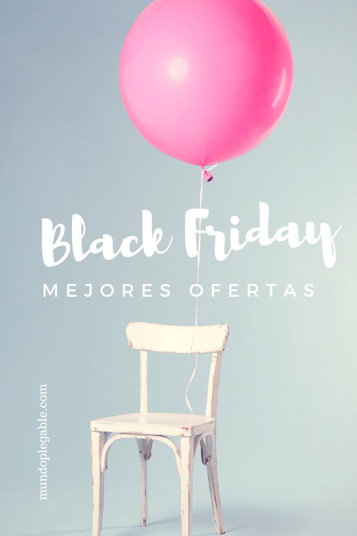 No te pierdas los mejores descuentos del Black Friday en