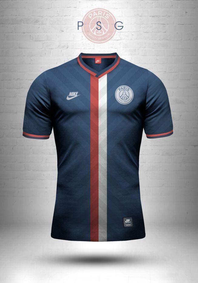 Las camisetas onda retro de los mejores equipos del mundo ... a38f86b20e293