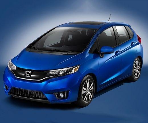 2017 Honda Fit Reviews