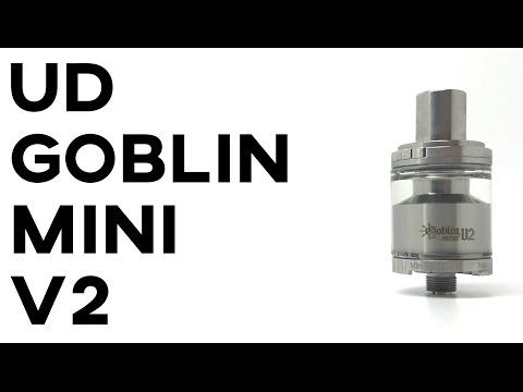 HOW TO BUILD AND WICK THE UD GOBLIN MINI V2 BY UD TUTORIAL