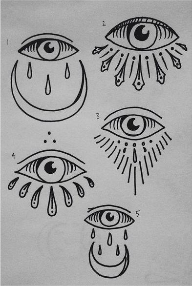 007069a8e The 25+ best Eye tattoos ideas on Pinterest | TatTatTatted Up ...